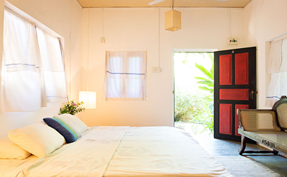A/C Double Rooms